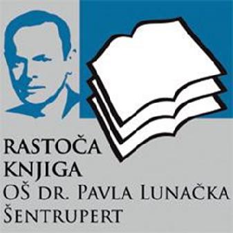 Logo rastoča knjiga